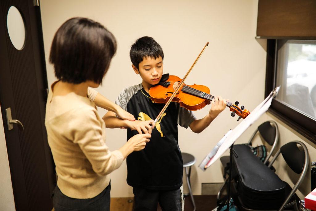 高橋ヴァイオリン工房
