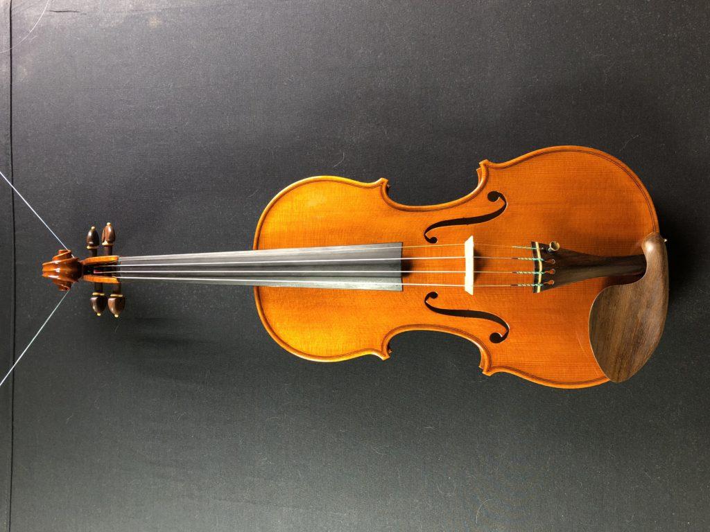 2018年製作ヴァイオリン