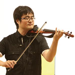 上甲浩道(ヴァイオリン)